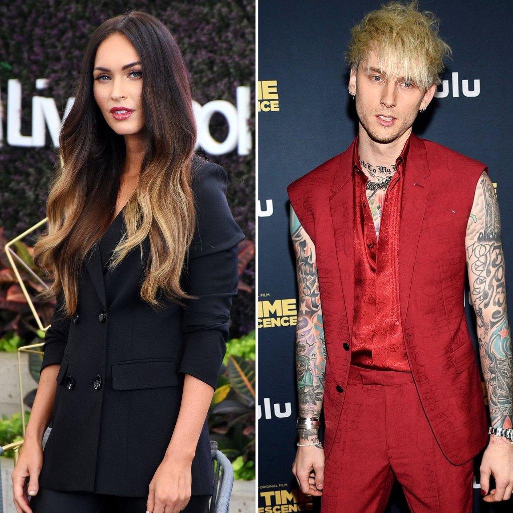Megan Fox Stars Machine Gun Kelly Music Video Amid Dating Rumors