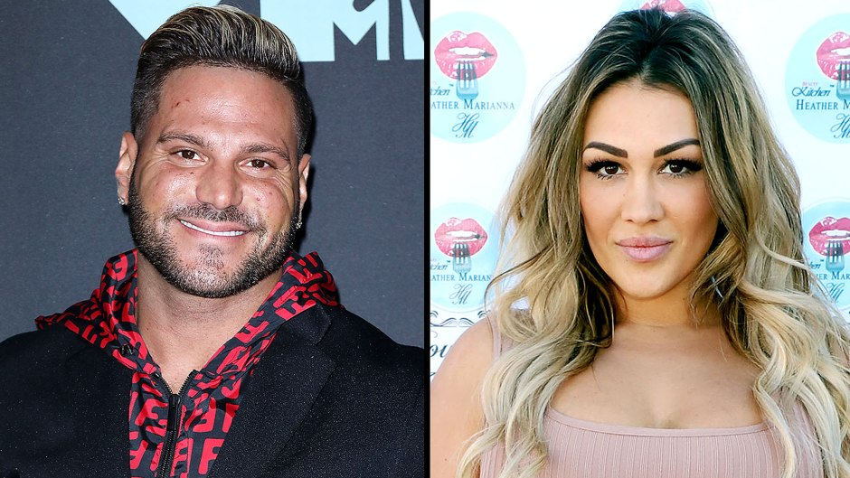 Ronnie Ortiz-Magro Avoids Jail Time With New Plea Deal Jen Harley Domestic Violence Case