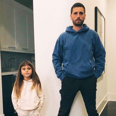 Scott Disick Reunites With Daughter Penelope After Short Rehab Stint
