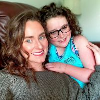 Leah Messer and Daughter Ali