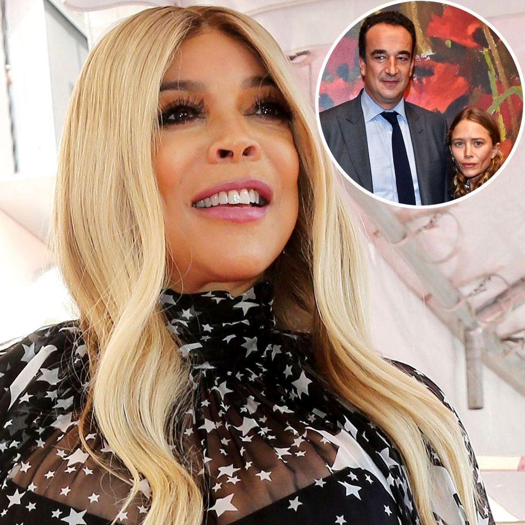 Wendy Williams Says Mary-Kate Olsen Looked Like Olivier Sarkozy Daughter Following Divorce News