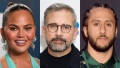 george floyd protests: chrissy teigen, steve carell and more celebrities donate bail money