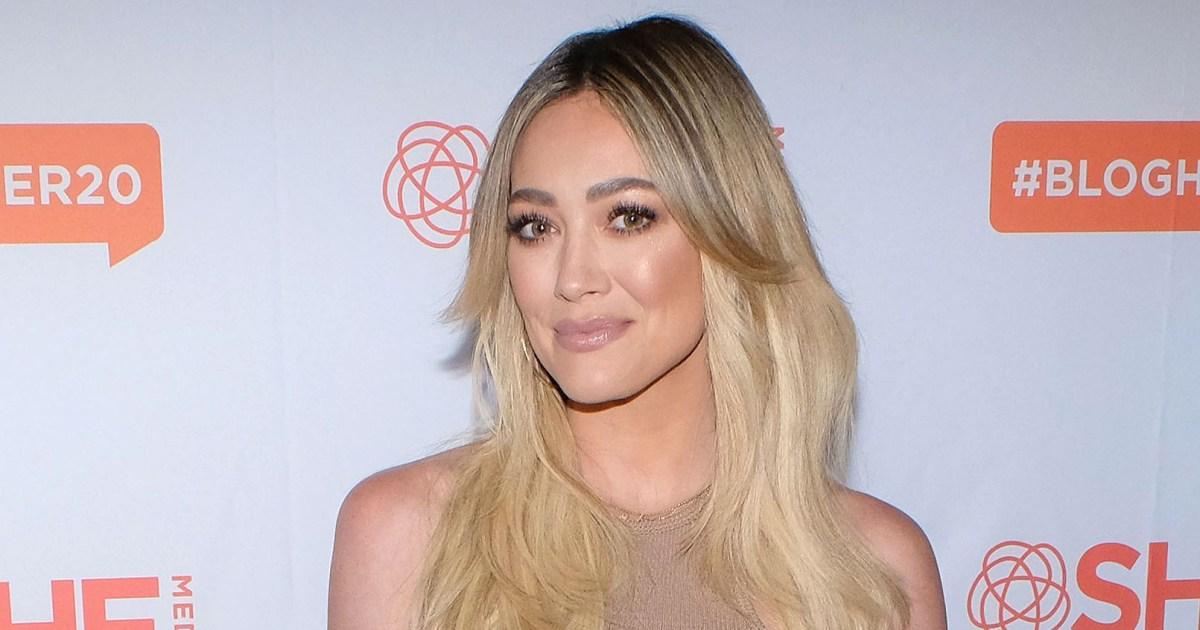 Hilary Duff Denies 'Disgusting' Child Sex Trafficking Rumors