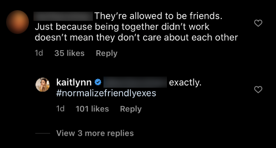 kaitlynn carter comment brody jenner reunion
