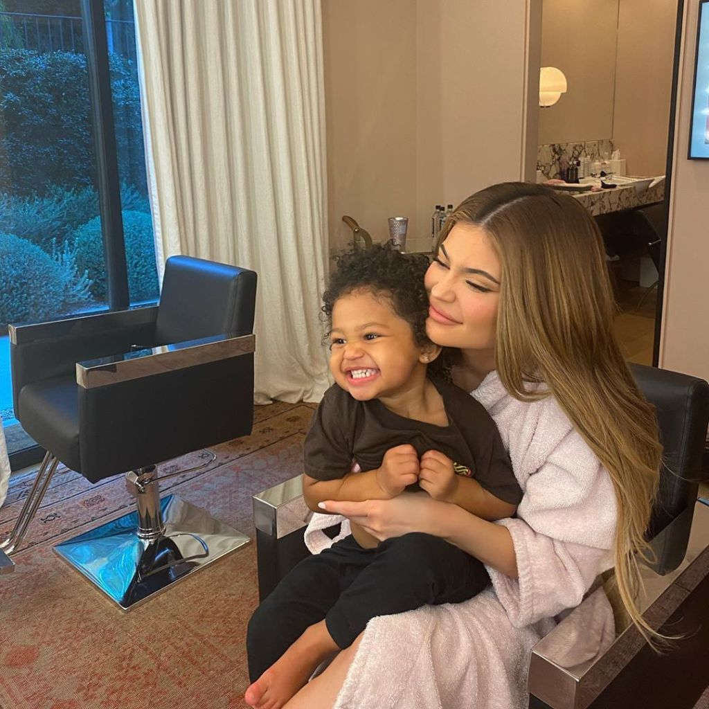 Stormi Webster's Cutest Moments