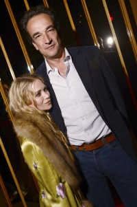 Mary Kate Olsen and Her Husband olivier sarkozy cute photos