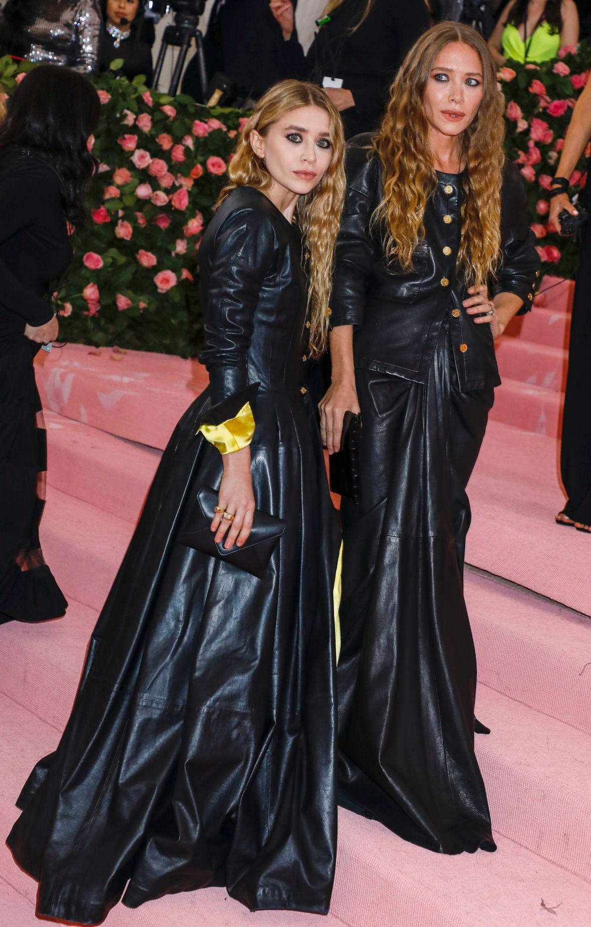Mary-Kate Olsen and Ashley