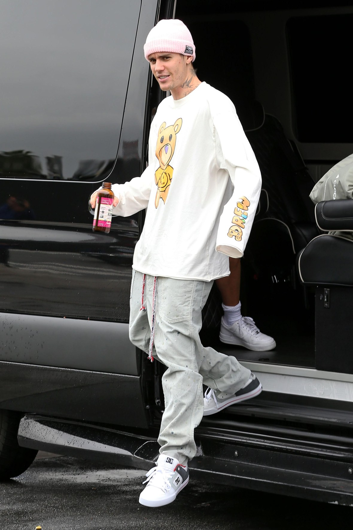 Justin Bieber Out and About