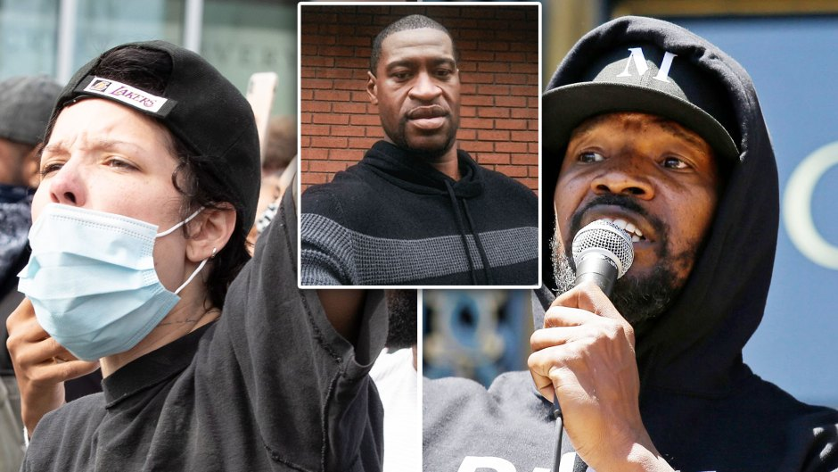 Celebrities Participating in Protests Over George Floyd Death