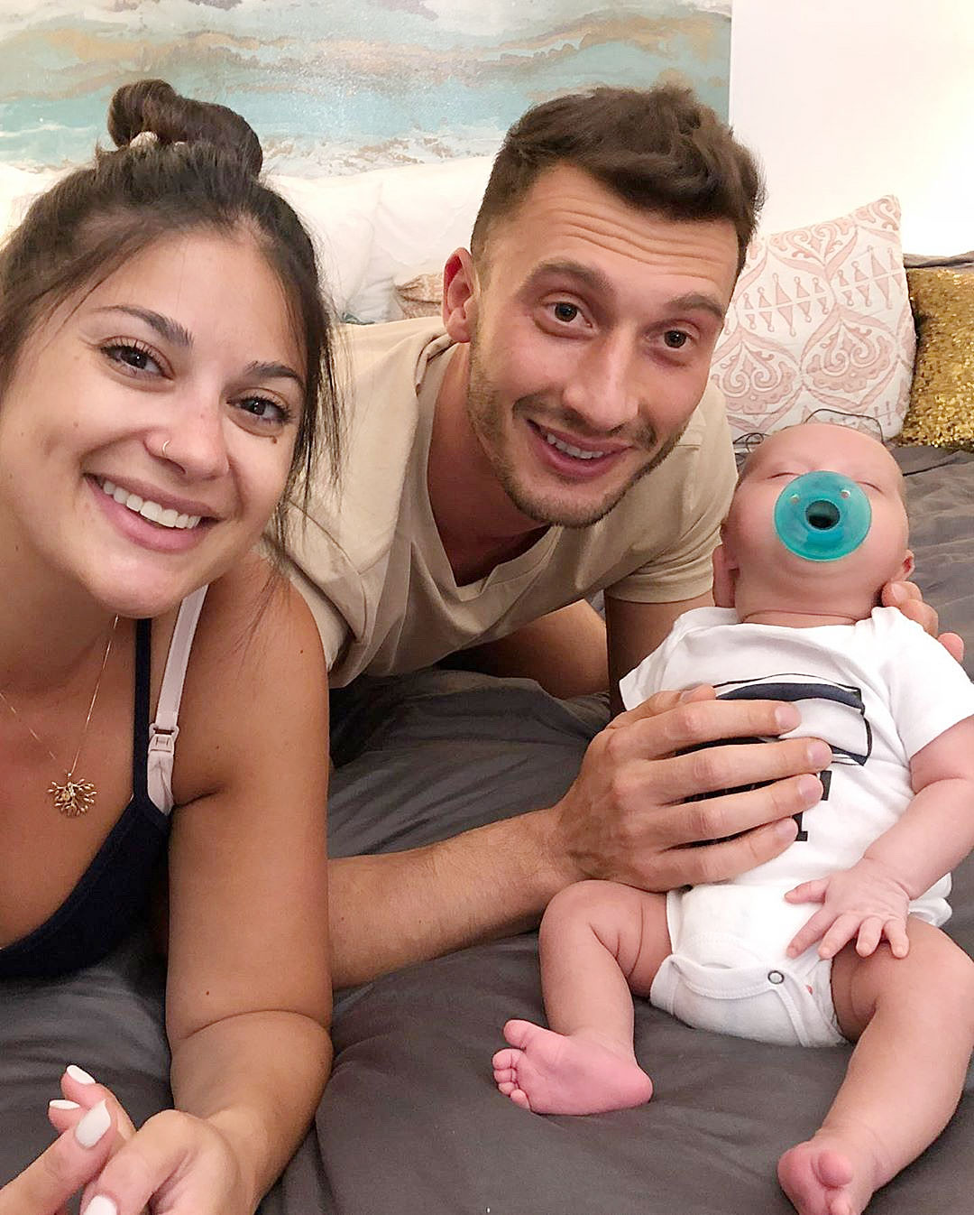 Every Time 90 Day Fiance Star Loren Brovarnik Got Real About Motherhood