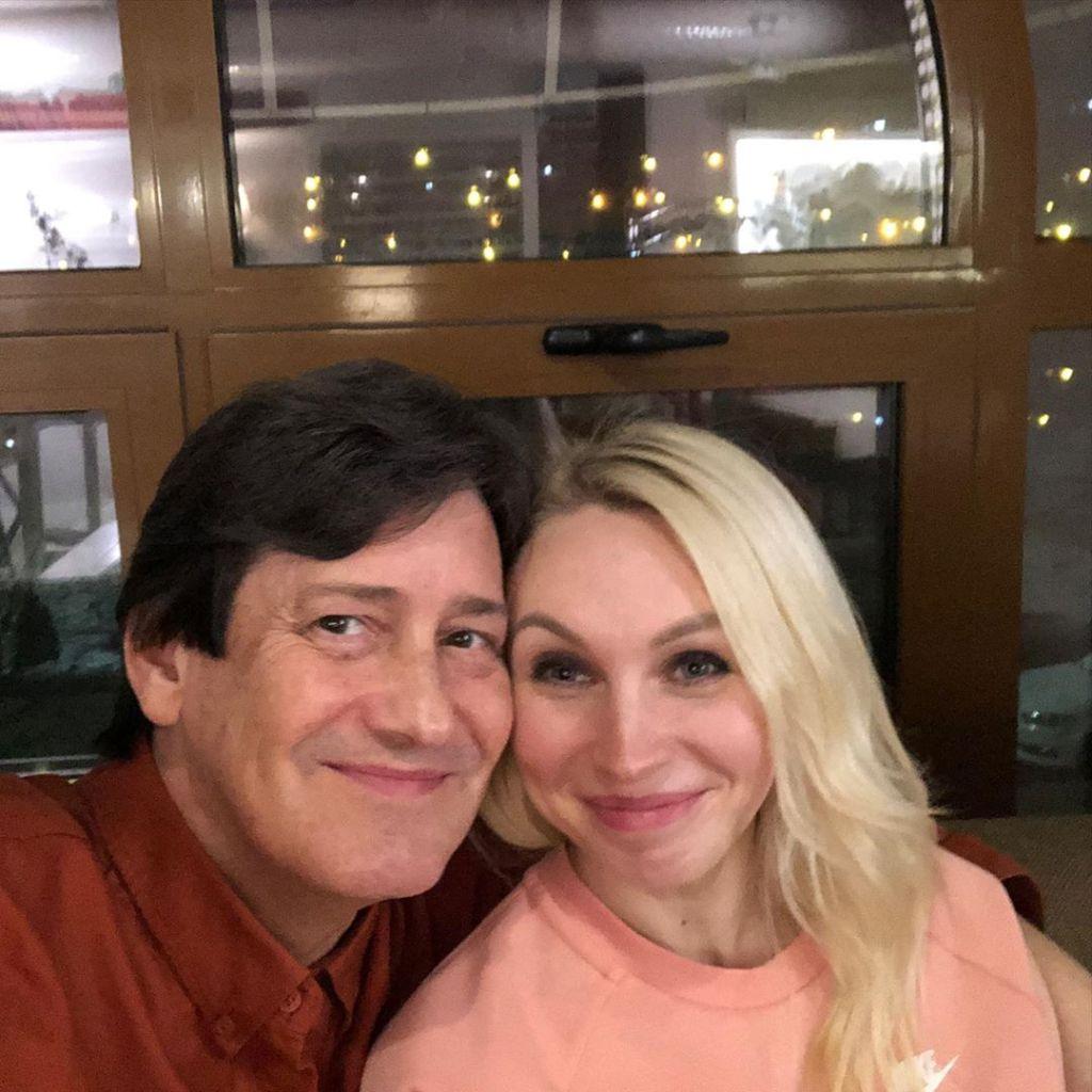 David Murphey and Lana