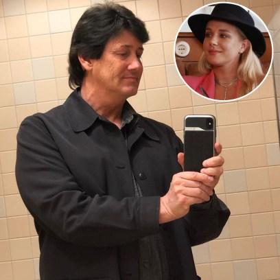 Inset Photo of Maria Over Photo of David Murphey