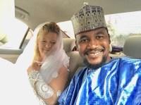 Lisa Hamme and Usman Umar