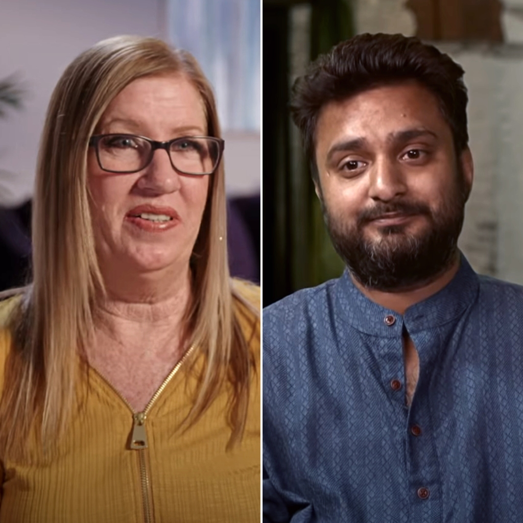 90 Day Fiance: The Other Way's Jenny Returns to India Without Seeing Proof of Sumit's Divorce Papers
