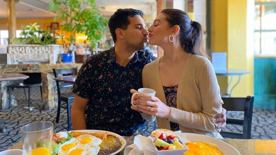 90 Day Fiance's Evelyn Cormier Shares Rare Photo of Husband David During Date Night 2