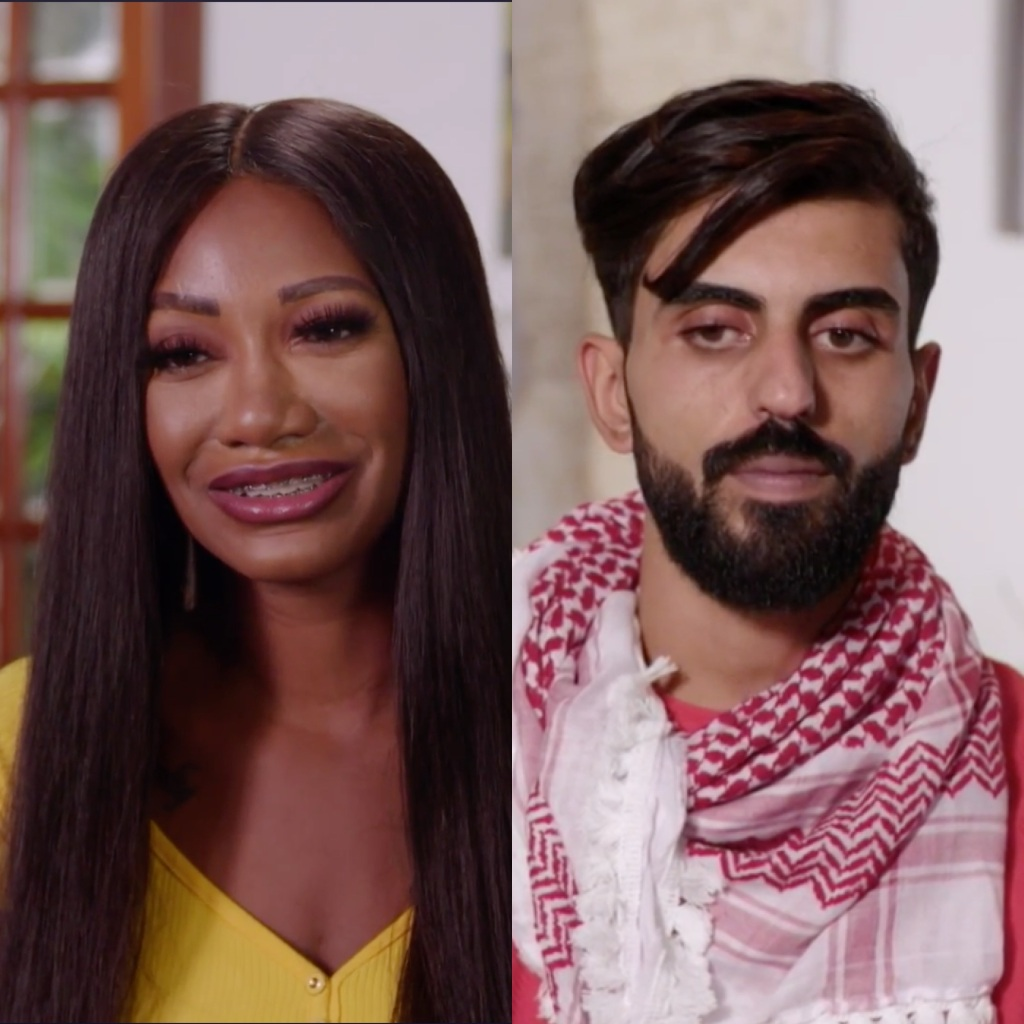 90 day fiance brittany yazan fight airport