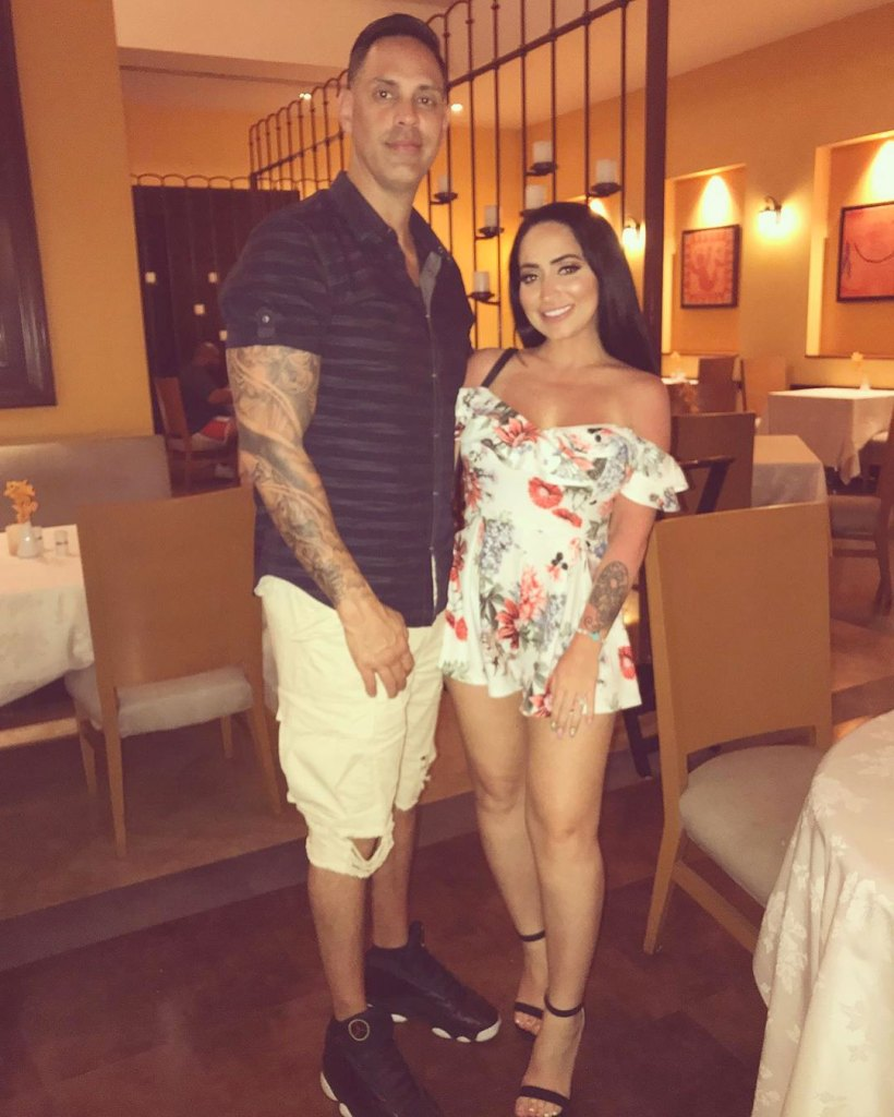 Angelina Pivarnick Wishes Husband Chris a Happy Birthday Amid Jersey Shore Wedding Drama