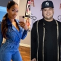 Side-by-Side Photos of Evelyn Lozada and Rob Kardashian