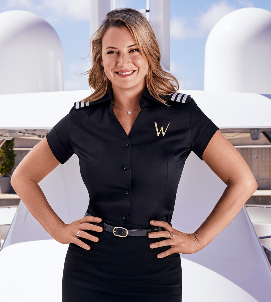 Below Deck Med's Hannah Discusses Having a Camera Crew On Board