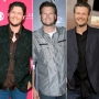 Blake Shelton Young to Now_ See Photos of His Transformation