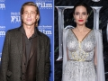 Brad Pitt Spotted for the 1st Time at Angelina Jolie's Home Since Split