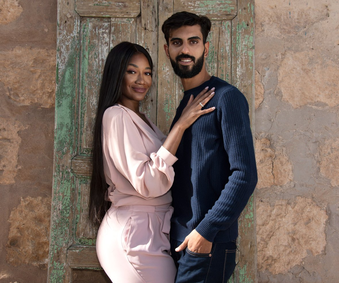 Brittany and Yazan 90 Day Fiance The Other Way Season 2