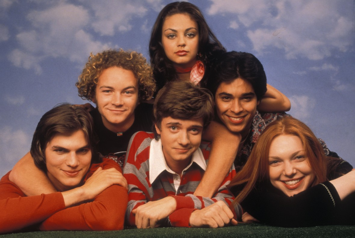 That '70s Show Cast With Danny Masterson