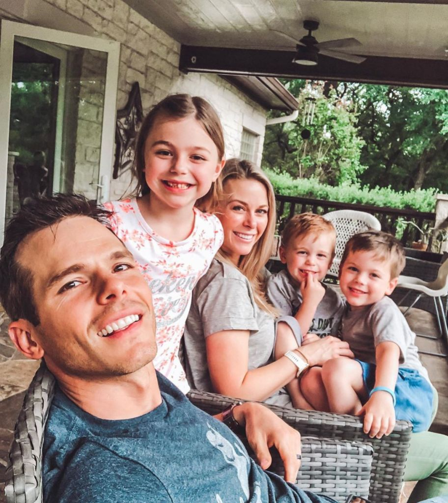Granger Smith's Wife Pays Tribute to Late Son River 1 Year After Death