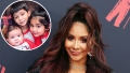Jersey Shore Snooki Has 3 Meatballs of Her Own Meet Her Kids