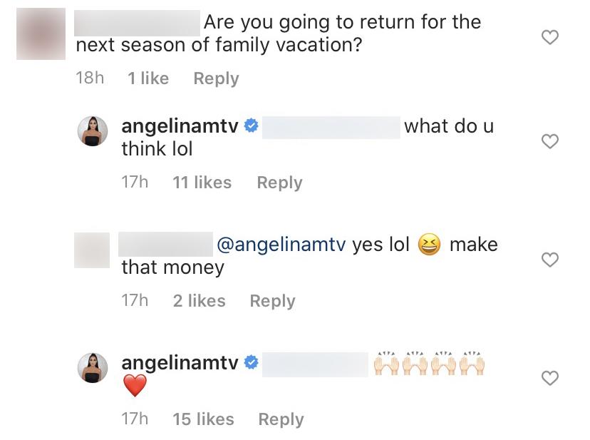 Jersey Shore Star Angelina Pivarnick Teases Season 4 Return to Family Vacation Following Wedding Drama