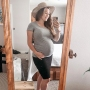 Joy-Anna Duggar's Baby Bump Photos Show How Excited She Is for Daughter's Arrival