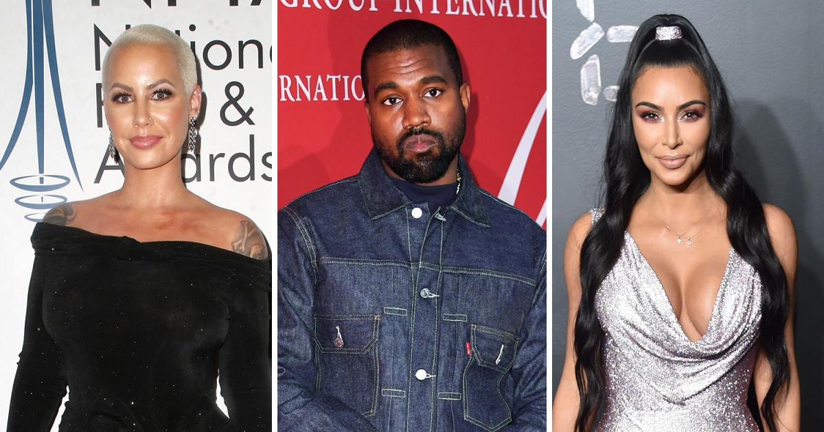 Kanye West's Dating History Includes Lots of Famous Faces