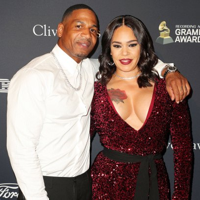 Love & Hip Hop Stevie J Confirms He and Faith Are Still Together in Wake of Her Arrest