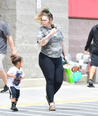 Kailyn Lowry Baby Bump With Kids