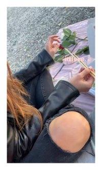 Machine Gun Kelly Seemingly Enjoys Date With Megan Fox