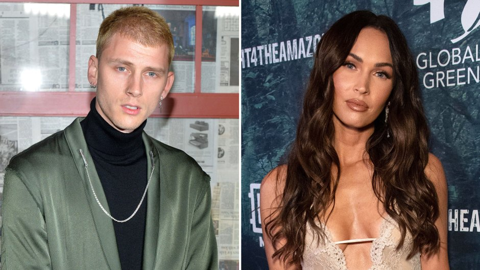 P2 - IT - Everything MGK and Megan Fox Have Said About Their Relationship