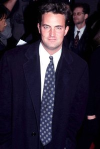 1997 Matthew Perry Transformation