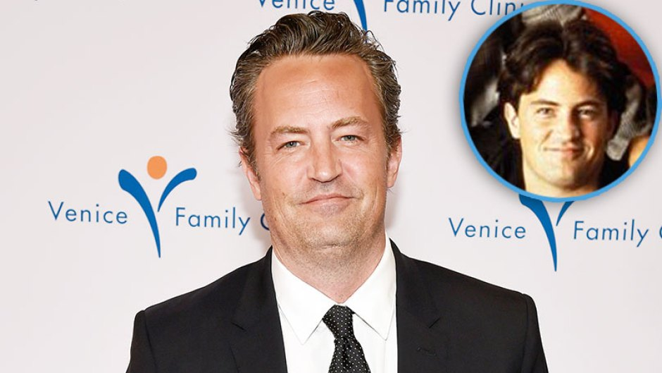 Matthew Perry poses at the 2015 Silver Circle Gala Net Worth Is Hefty Thanks to His Role on Friends