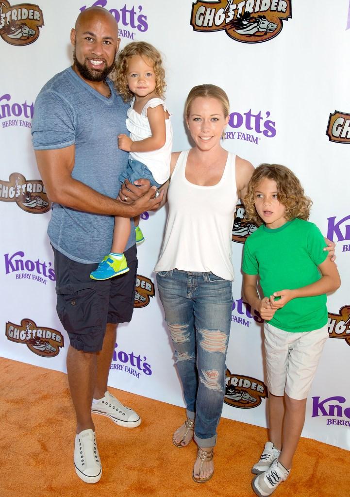 Meet Kendra Wilkinsons Two Kids Hank and Alijah 2