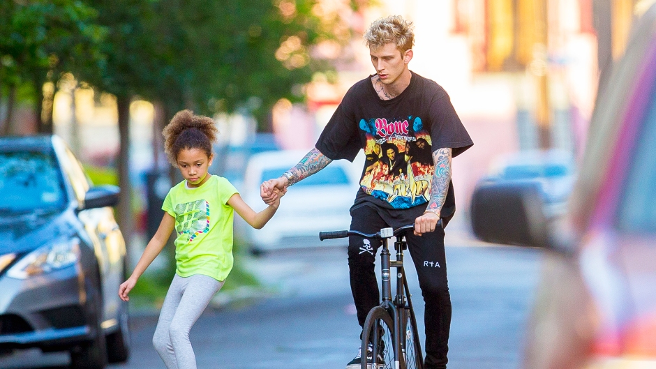 Meet Machine Gun Kelly Family From His Daughter Casie and Her Mother Emma