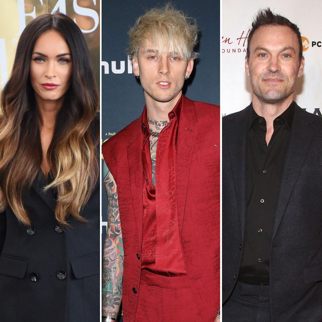 Megan Fox and Machine Gun Kelly Show PDA Amid Brian Austin Green Split