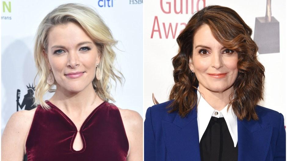 Megyn Kelly Shades NBC After Tina Fey Pulls '30 Rock' Blackface Episodes