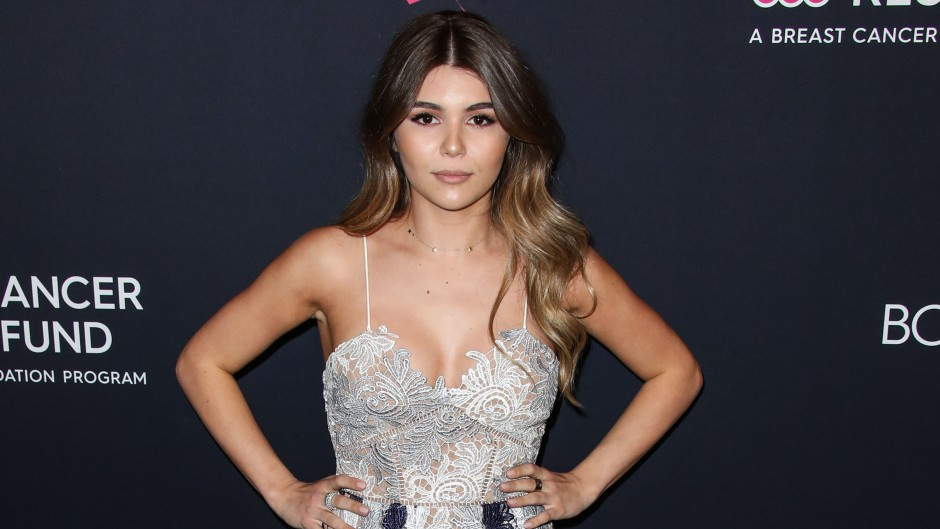 Olivia Jade Giannulli Donates to National Bail Out Fund After Backlash
