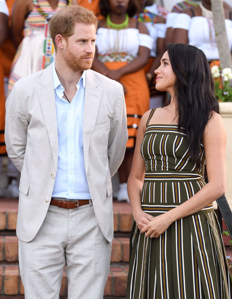 Prince Harry and Meghan Markle Lose 200,000 Instagram Followers