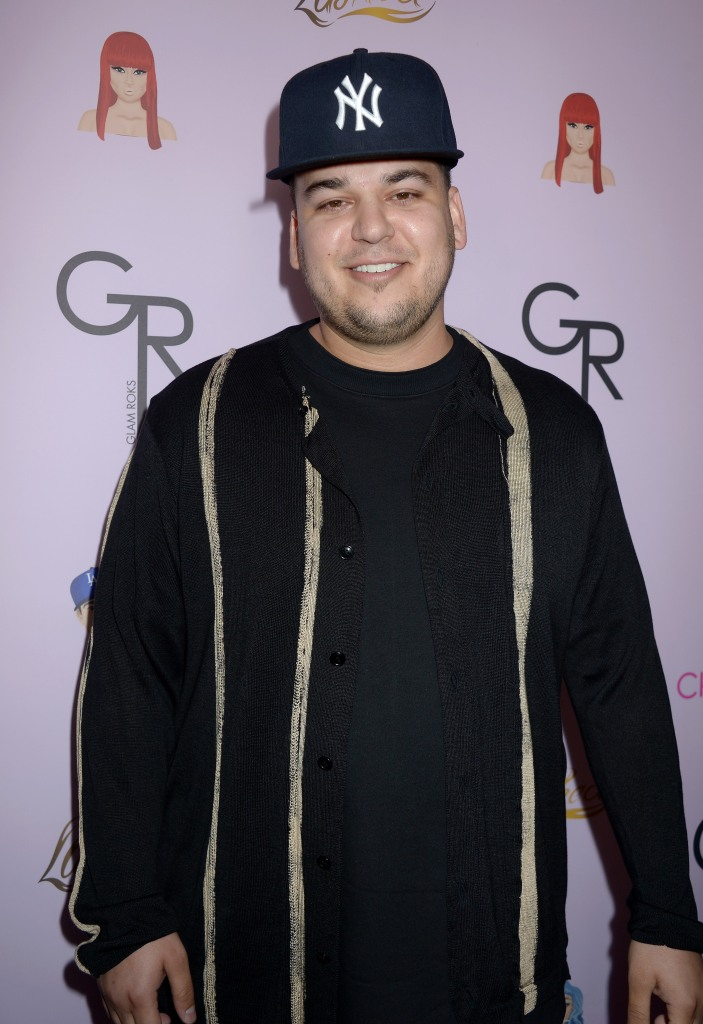 Rob Kardashian Weight Loss Today