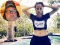 Rose Vega Stuns New Pool Pics After Split From Ed