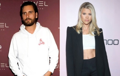 Side-by-Side Photos of Scott Disick and Sofia Richie