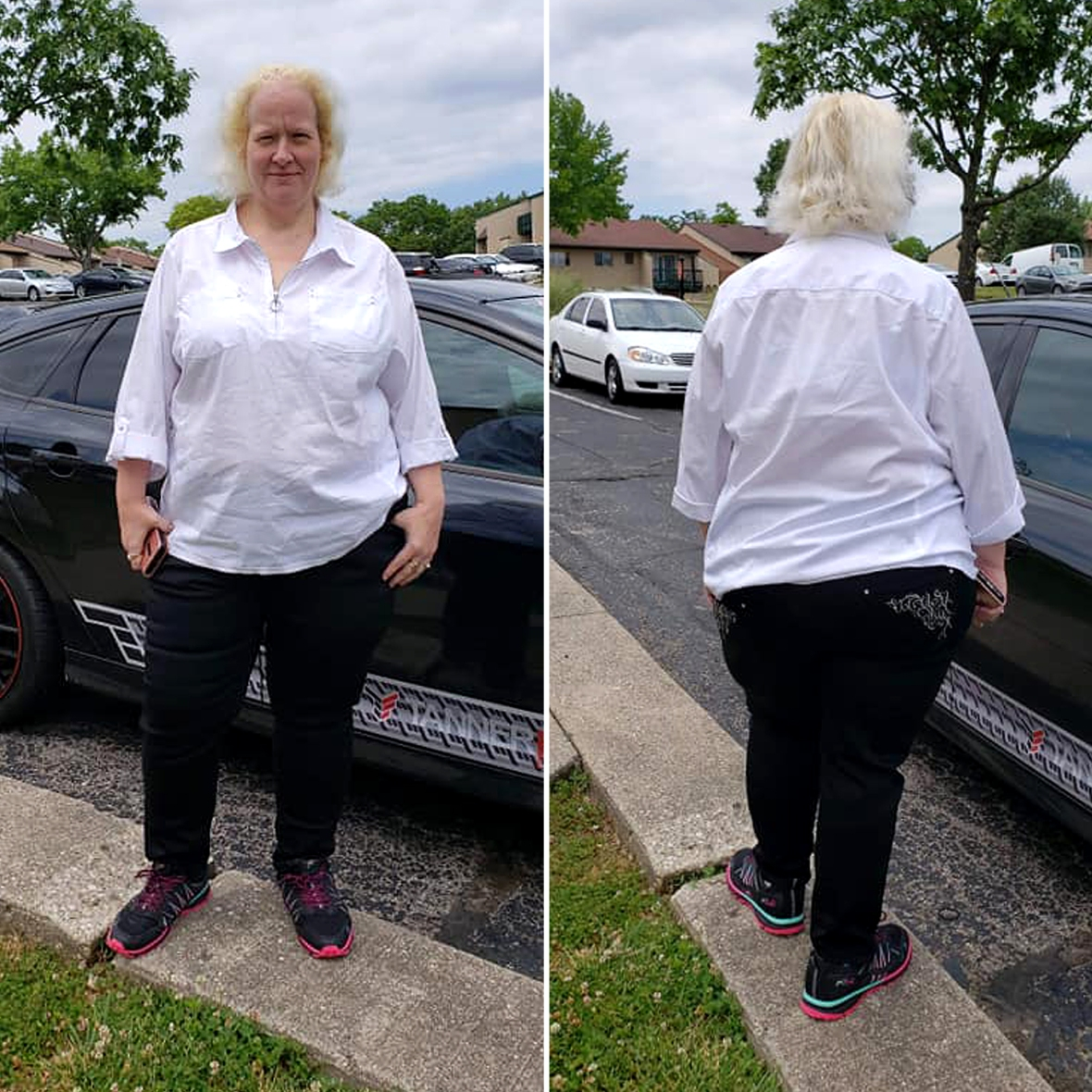 Tamy Lyn Loving to Do All the Things She Wasn't Able to Do Before Weight Loss