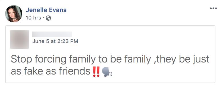 Teen Mom 2 Alum Jenelle Evans Calls Out Fake Family Members Amid David Eason Split