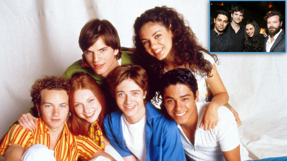 The Cast of That's 70s Show Is Even More Famous Today